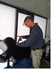 Dr. Baron Adjusting